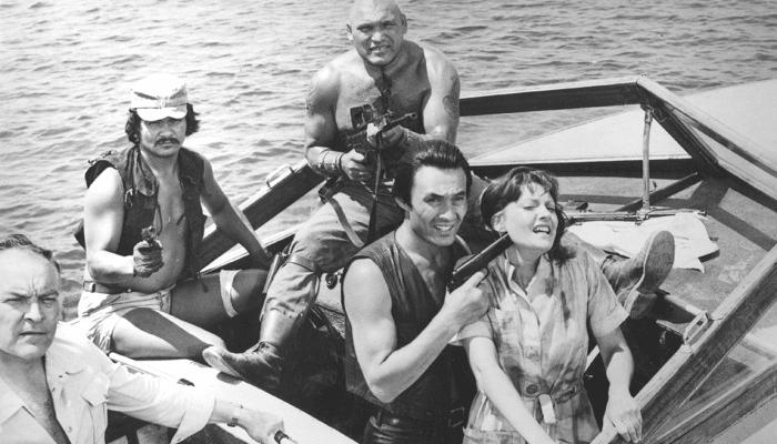 Oopiumia rahtilaivassa – Cabin Boy neuvostoliittolaisen merirosvoelokuvan äärellä