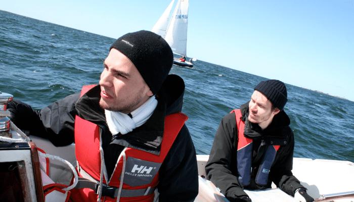 Vapun päivän purjehdus I / IV : Legendaarinen vapunpäivän purjehdus 2010 – Cabin Boy muistelee jälleen