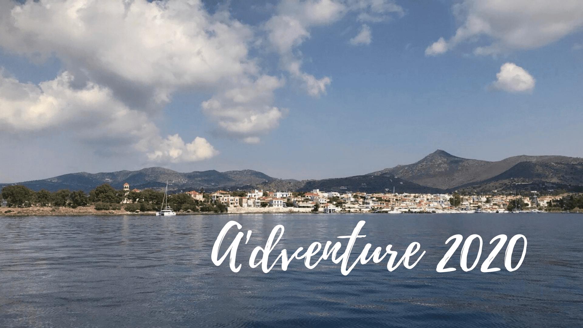 A'dventure 2020 – Purjehdusseikkailu Kreikkaan