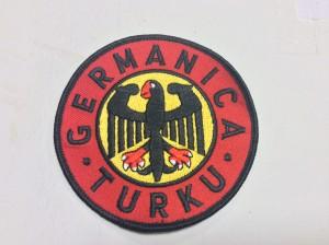 Germanica - jäsenille 2,50€ - ei-jäsenille 3,50€