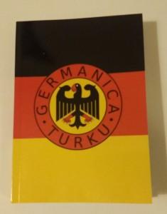 Germanican laulukirja 10€