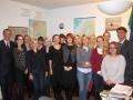 Ekskursio Italian suurlähetystöön Helsingissä 21.11.2013